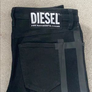 Black Diesel Special Edition Jeans * Like New
